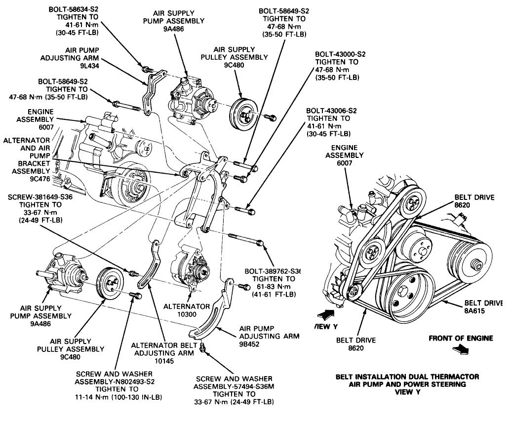 1989 F250 Engine Diagram Opinions About Wiring 2001 Ford 460 Firing Order Pictures To Pin On Pinterest Pinsdaddy 351