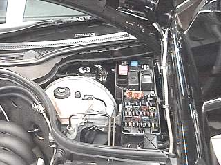 2009 08 19_135015_011z c280 mercedes! my twin electric cooling fans for the engine,do not Dark Blue 95' C280 at edmiracle.co