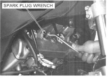 How Do I Change Spark Plugs On A 2004 Honda Cbr 600rr