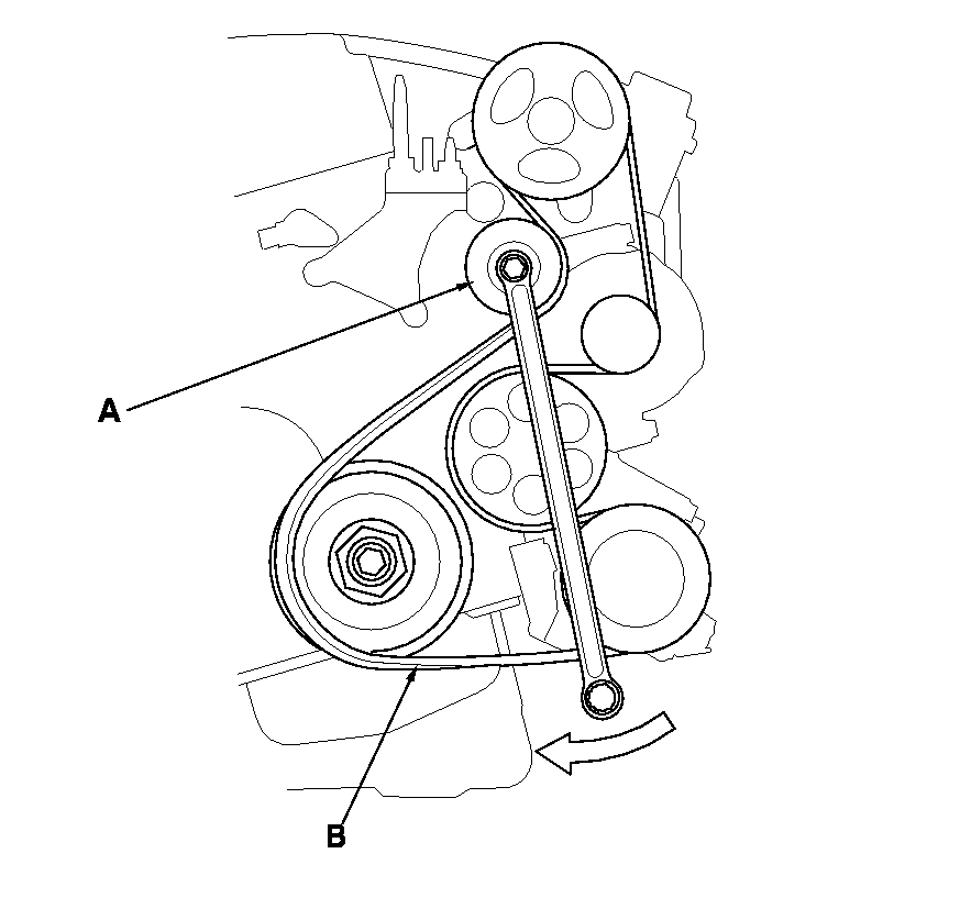 Honda Odyssey Drive Belt Diagram on 2004 Ford F 150 5 4 Engine Diagram