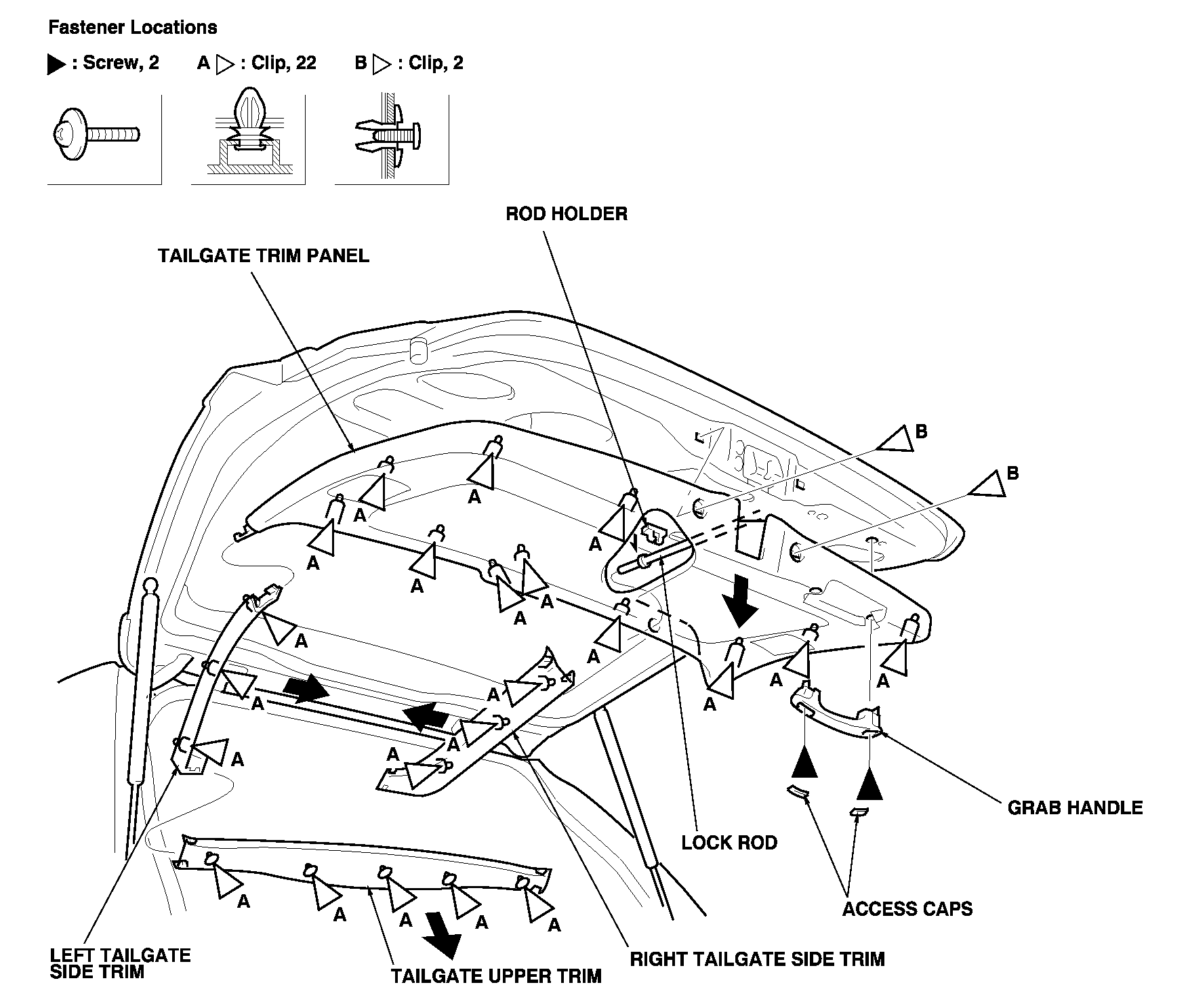2004 isuzu axiom engine repair manuals