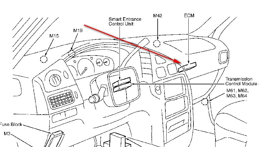 1998 chevy tracker starter diagram html