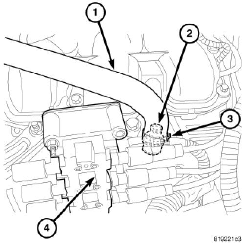 Where Is The Egr Valve Located On My 2007 Jeep 3 8l Engine Can I