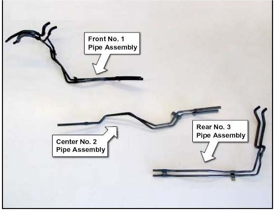 2004 Kia Sedona Brake Line Diagram