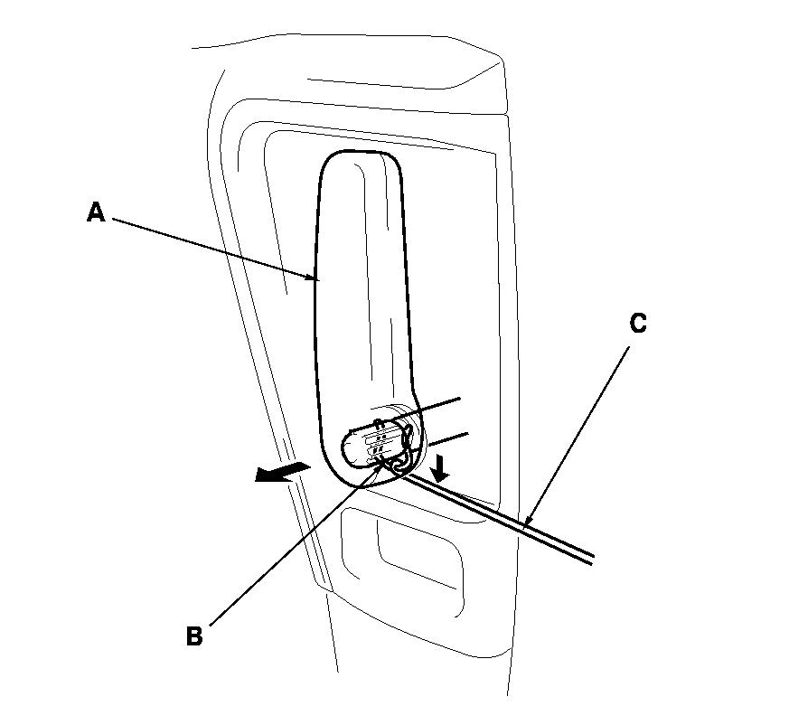 How to fix a honda odyssey automatic sliding door autos post for 06 honda odyssey sliding door