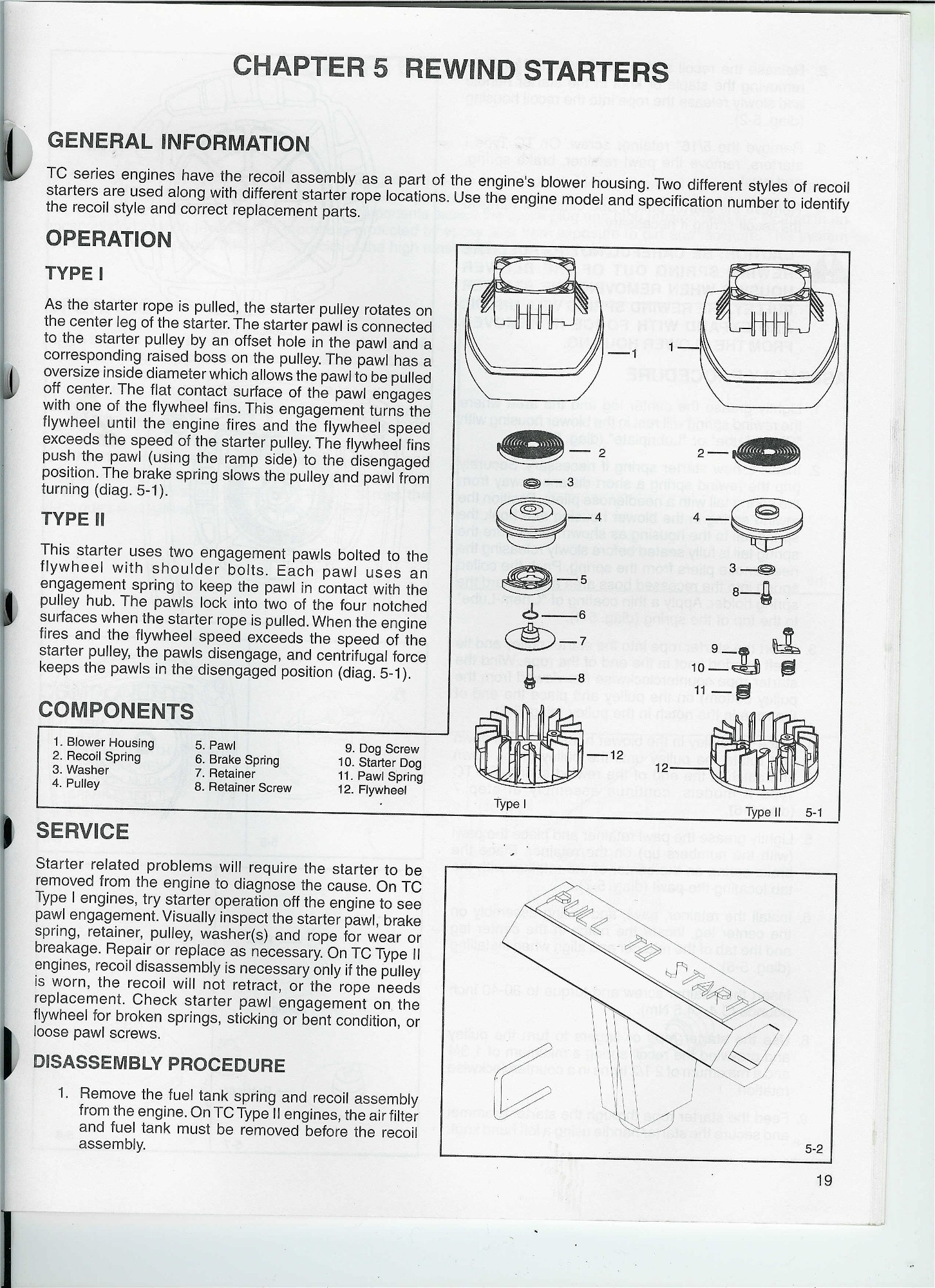 Strikemaster mag 2000 Manual