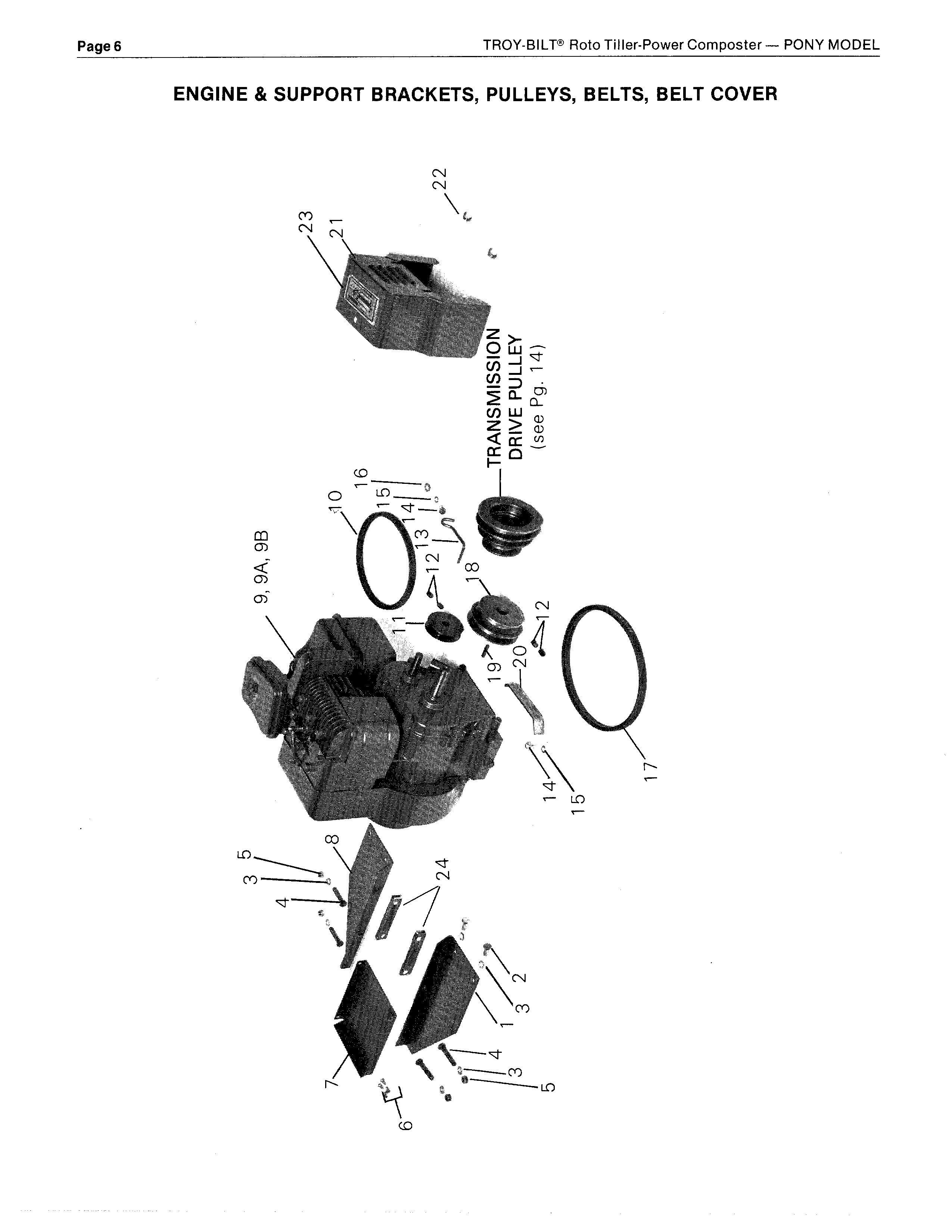 troy bilt pony wiring diagram 13an77kg011 swm splitter Troy-Bilt 42 Riding Mower Parts Troy-Bilt Pony Mower Wiring Diagram