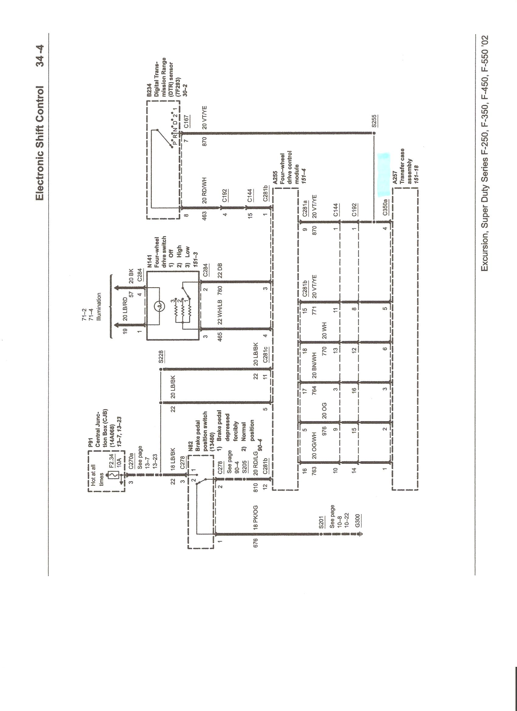 02 f250 super duty transfer case np273 electric shift has several graphic graphic graphic graphic