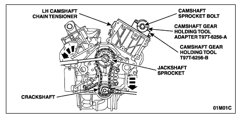 I Have A 1998 Ford Explorer Xlt 40l V6 Sohc 4x4 With Broken. Ford. 2008 Ford Explorer Sohc Timing Diagram At Scoala.co