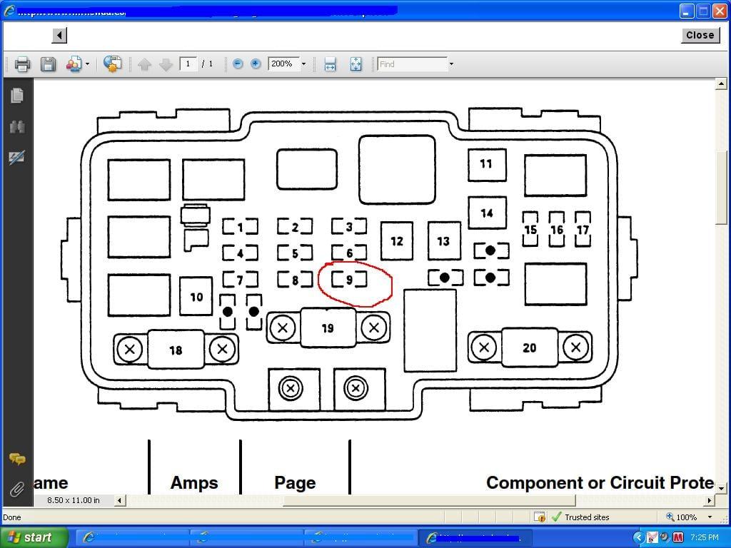 how do i reset a multiplex control unit on a 2001 honda civic