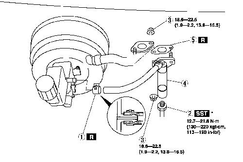 Mazda Clutch System Diagram
