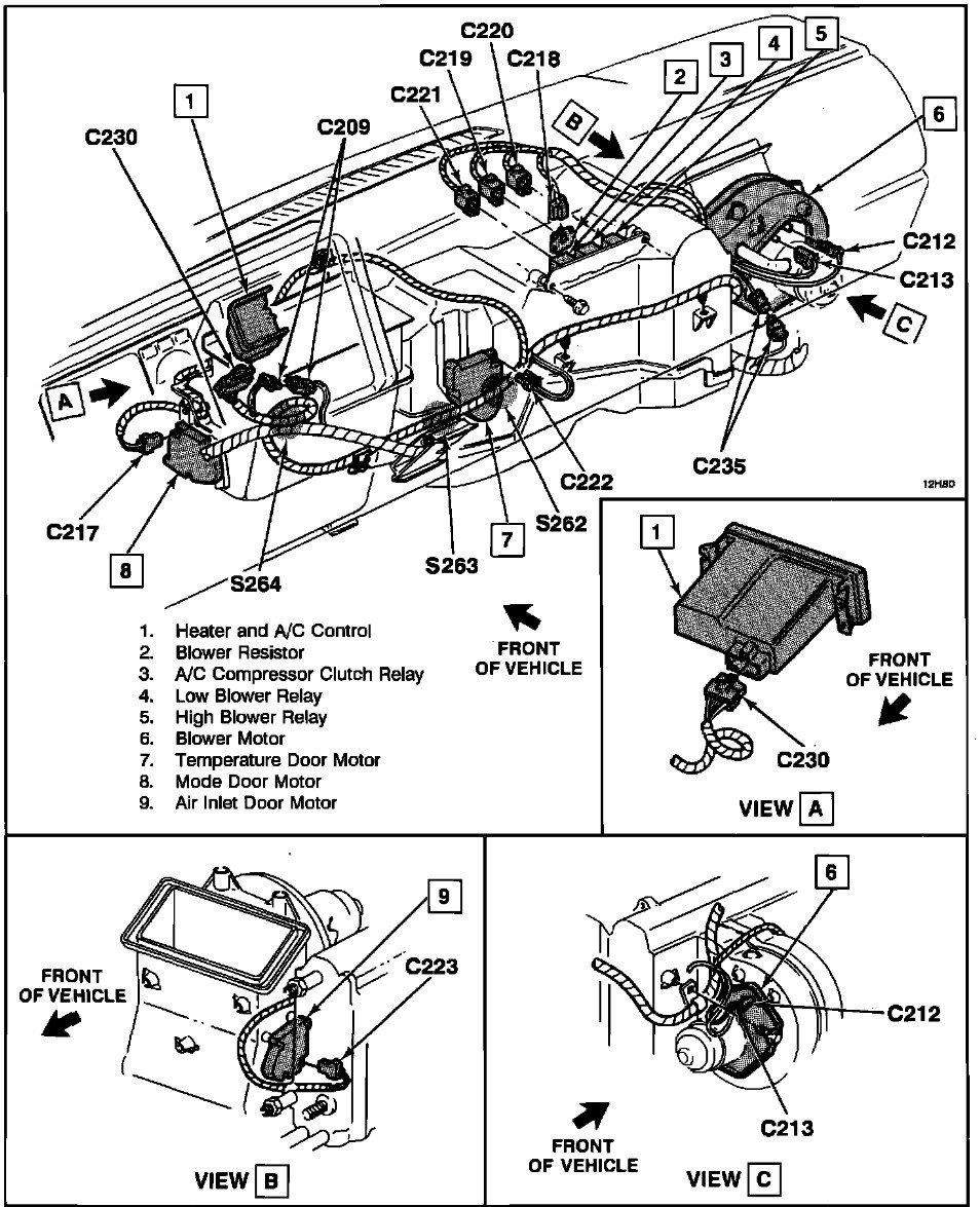 2008 gmc yukon interior parts diagram  gmc  auto wiring