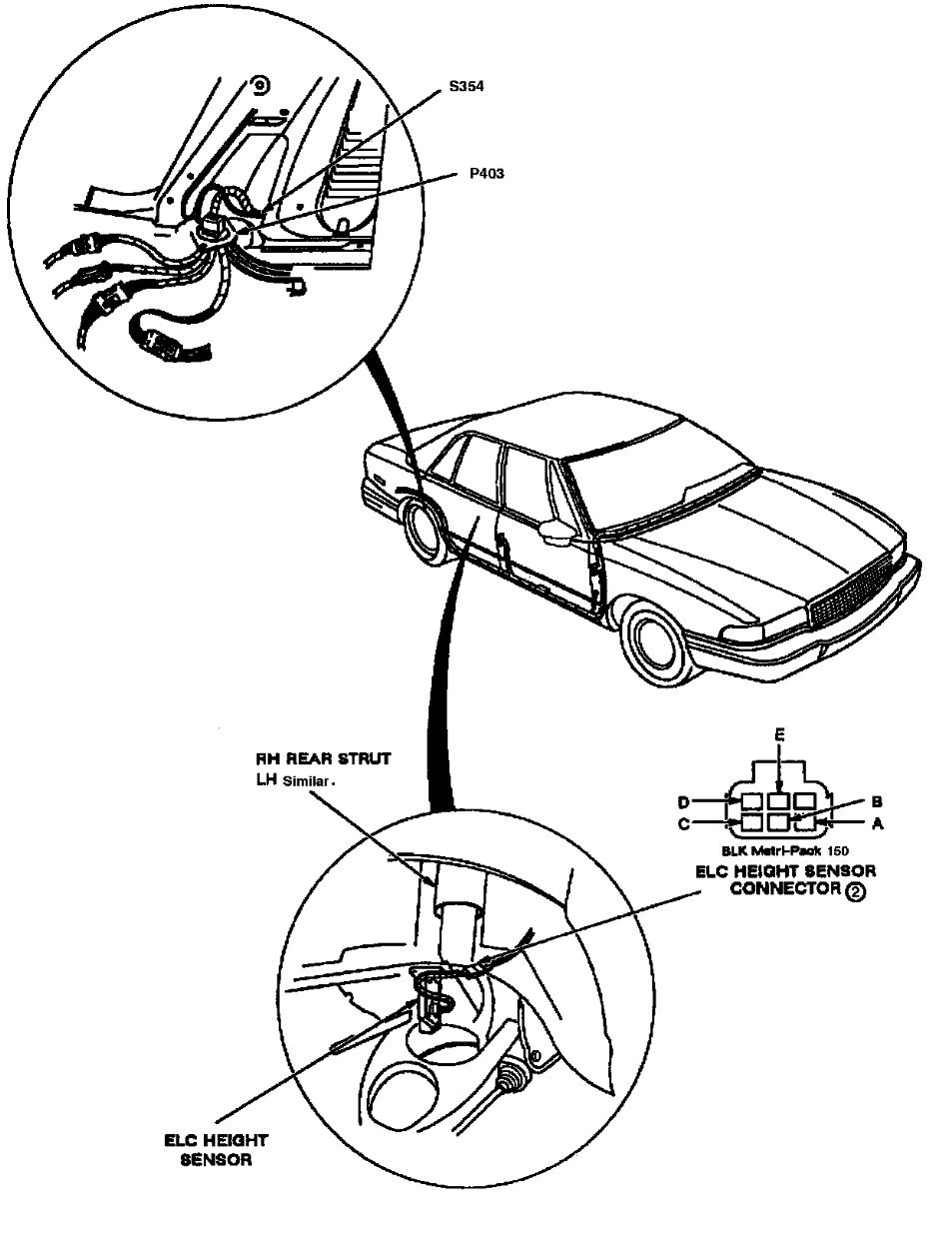94 nissan pathfinder radio wiring diagram