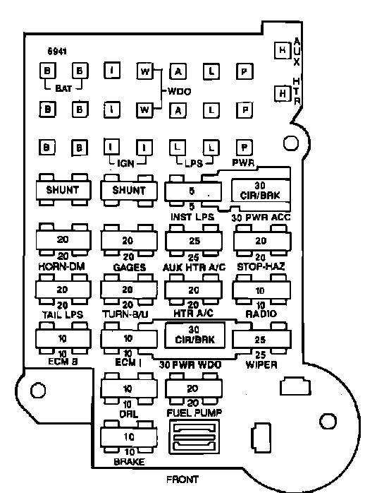 1992 Gmc Van 3500 5 7 Ac  Heater Blower Stopped Working