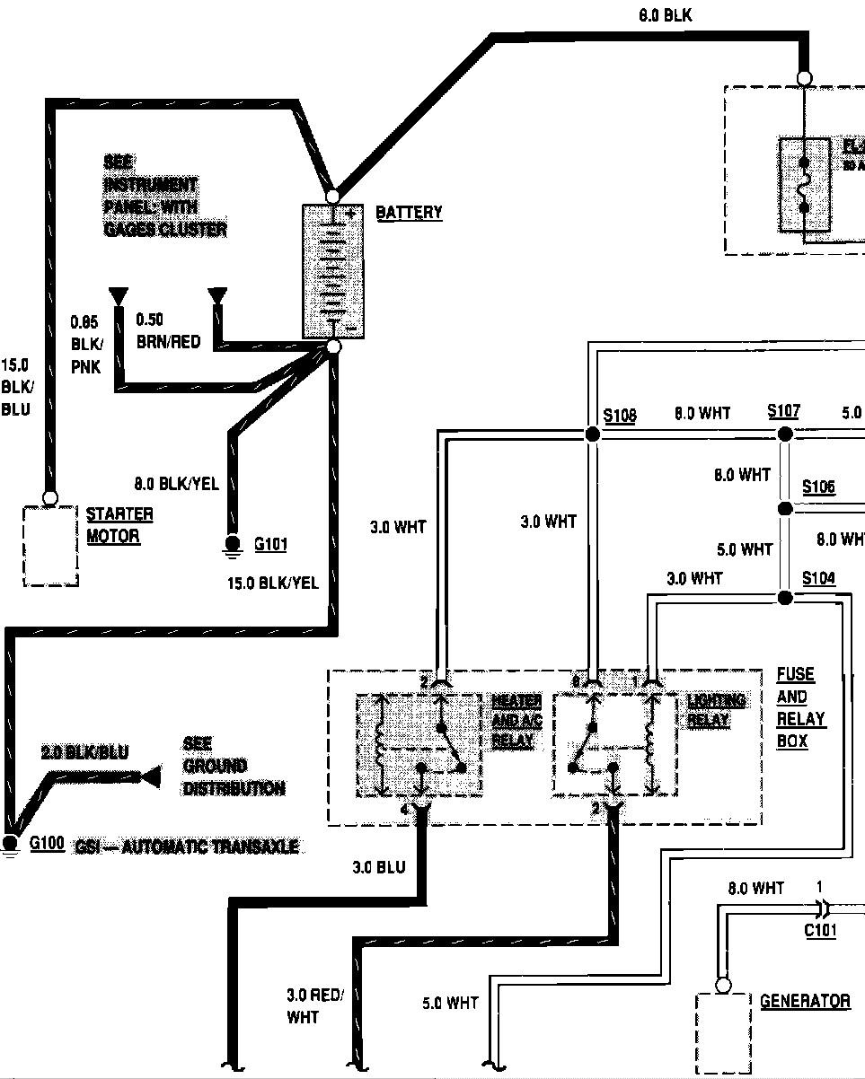 1991 geo storm hatchback battery drains to nothing. Black Bedroom Furniture Sets. Home Design Ideas