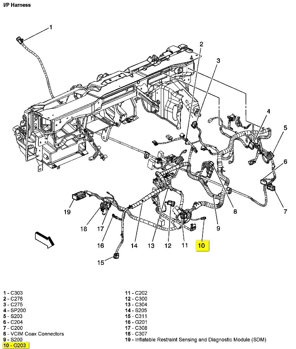 2013 Chevy Equinox Wiring Diagram Library 2011 Engine Exhaust System 41 Parts 2009