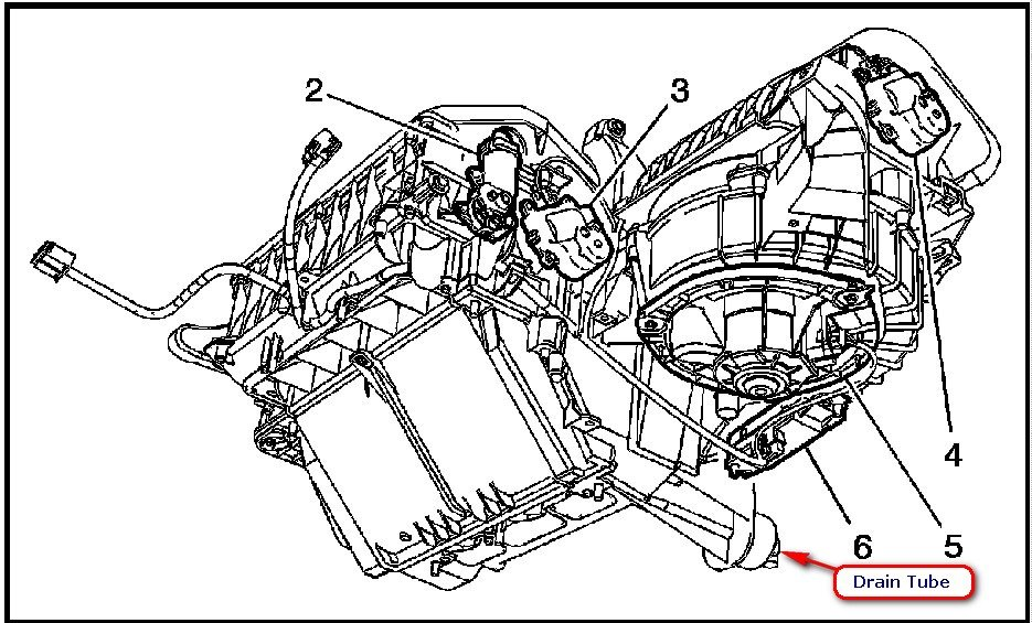 2007 ford focus driver door diagrams