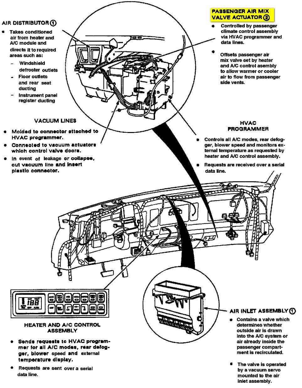 1994 buick lesabre was in the shop for spark plug