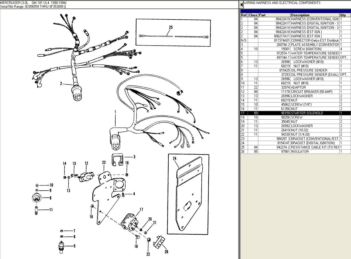 i have a 1992 sea ray 170 with a 3 0 mercruiser i o i. Black Bedroom Furniture Sets. Home Design Ideas
