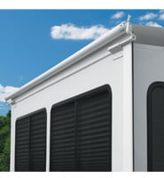 rv slideout awnings how do i rewind the spring tension in my