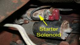 95 ford ranger i install a starter schematics 78 F250 Starter Solenoid Wiring  1970 Corvette Starter Wiring Ford Five Hundred Starter Wiring ford ranger starter wiring diagram