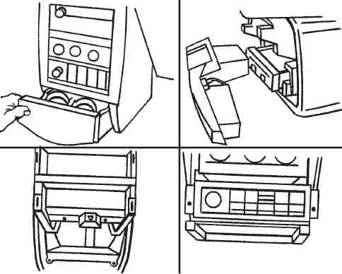 How To Remove A Chevy Venture Radio And Install A Venture Cd Anyone