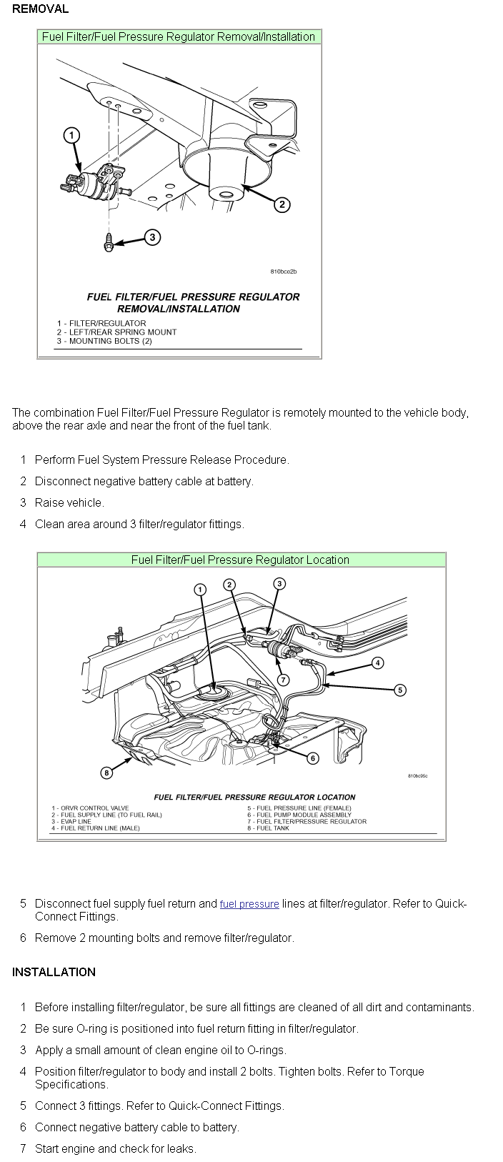 Jeep Laredo 3 7 Fuel Filter - Wiring Diagrams List