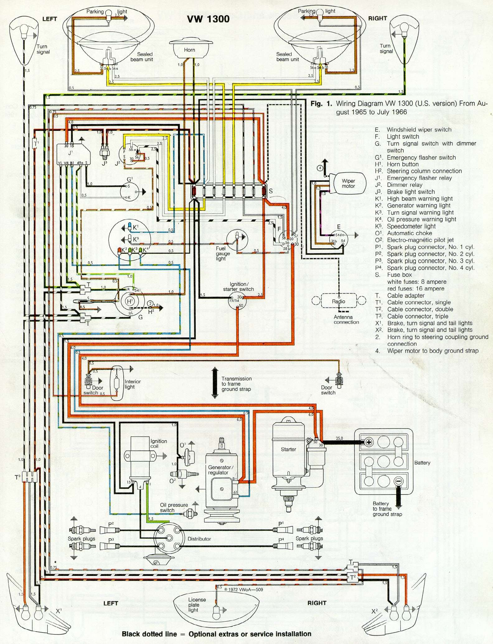 Volkswagen Type 2 Wiring Harness Worksheet And Diagram Ron Francis I Am Building A Factory Five Cobra Kit Car With Rh Justanswer Com Dodge A100 Iltis