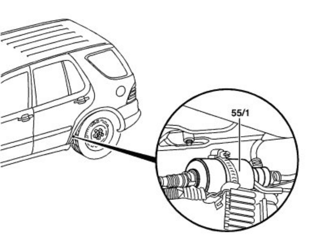 2008 Mercedes Ml320 Fuel Filter Location Wiring Library Benz 300e Where Is The Located On A 2001 Mercede Ml430 Graphic