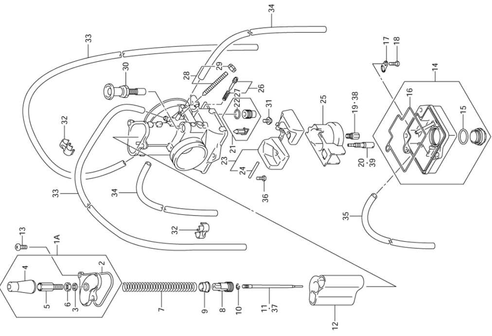suzuki dr 200 engine diagram
