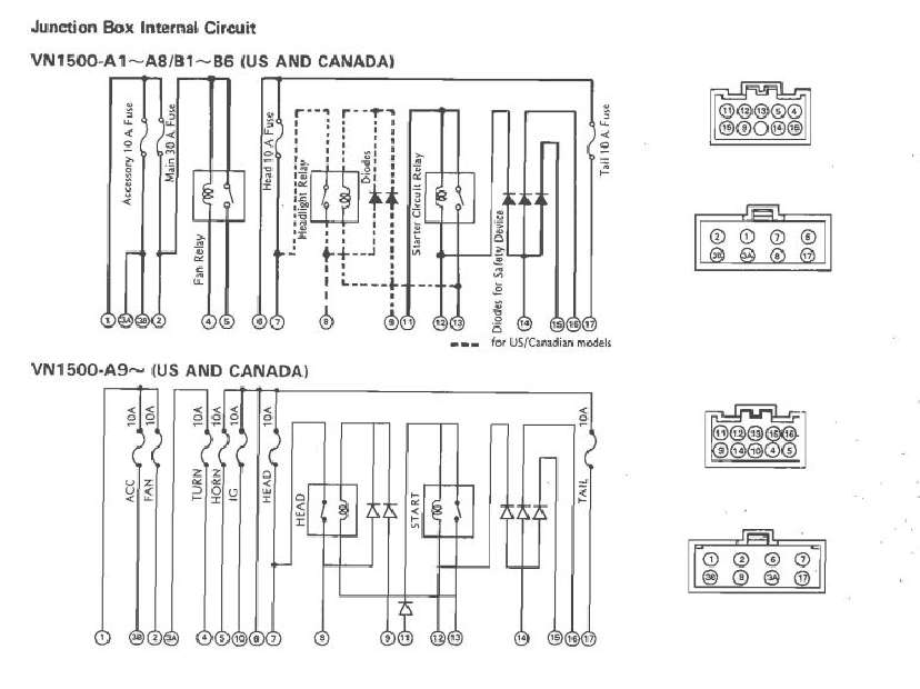 Kawasaki Mechanics Only PleaseI have a 1999 Kawasaki Vulcan – Kawasaki Vulcan 1500 Clic Wiring Diagram