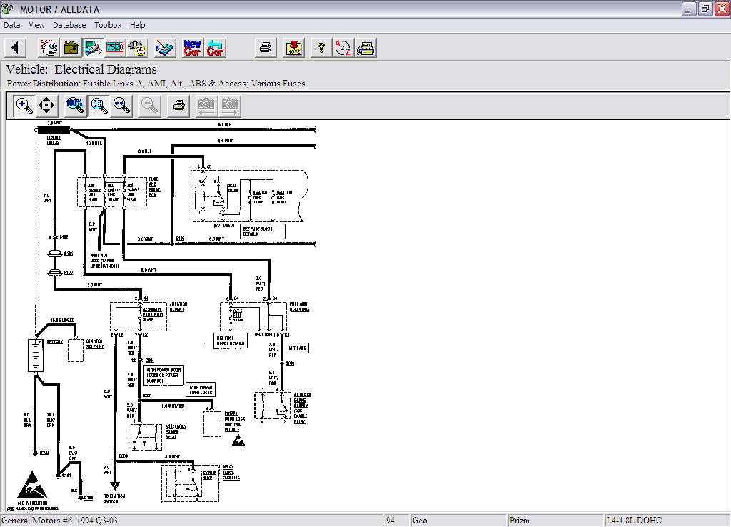 Download 1993 Geo Prizm Wiring Diagram Full Quality Hellotreno Ahimsa Fund Fr