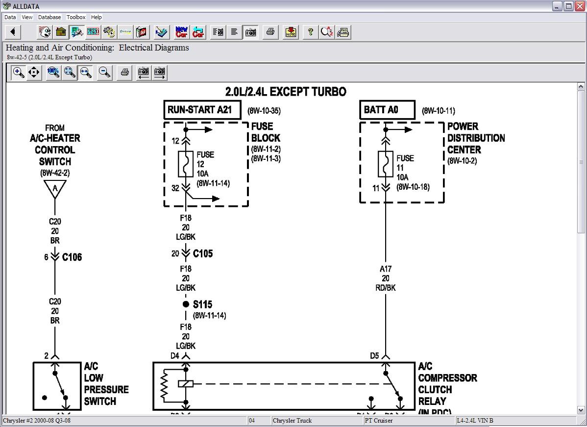 Wire Diagram A  C