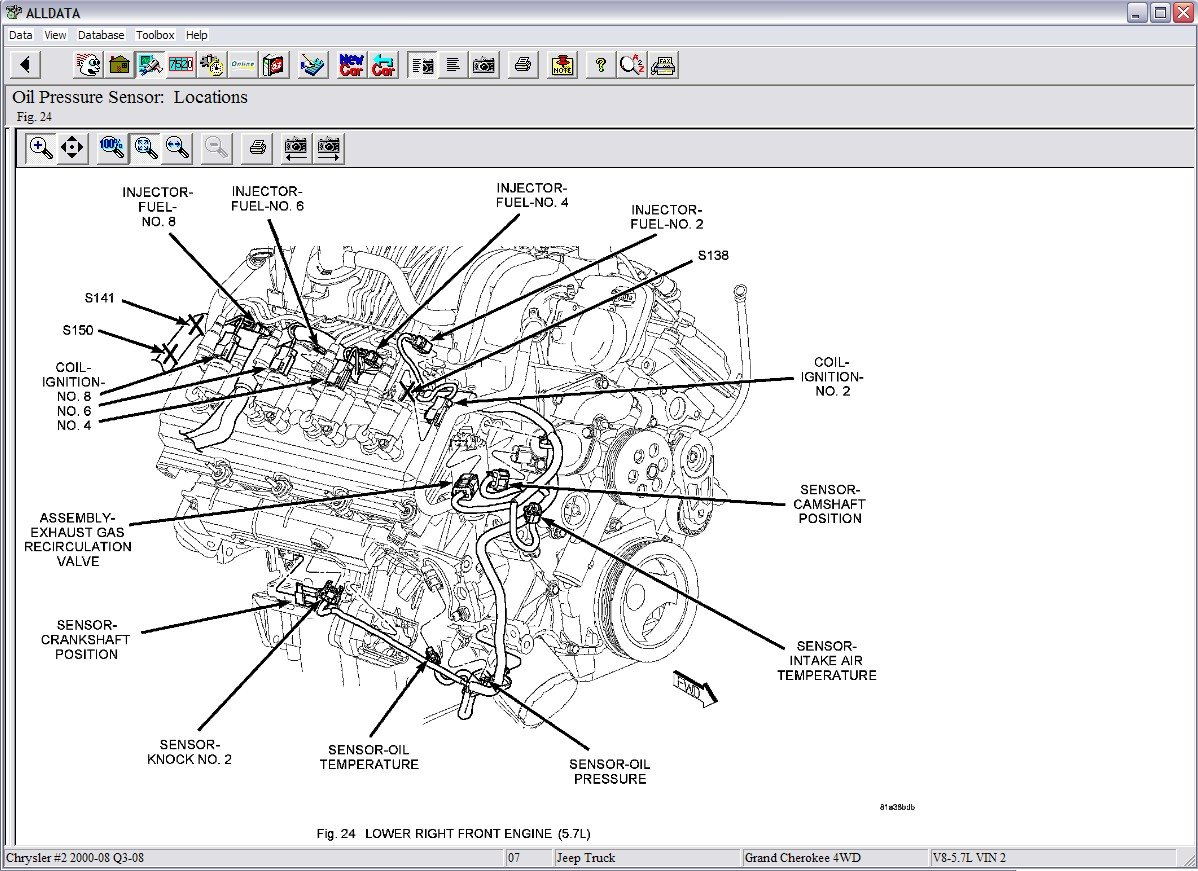 2005 Hemi Engine Wire Diagrams Free Wiring Diagram For You 426 5 7 04 Dodge Durango Drive Heui 392