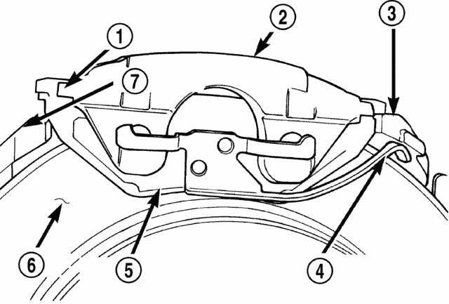 How To Remove Rear Brake Caliper On 2001 Chrysler Town And Country