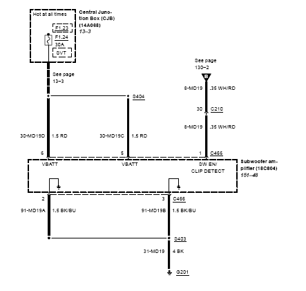 wiring diagram 2003 focus blaupunkt do you have    2003    ford    focus    factory amp    wiring       diagram     do you have    2003    ford    focus    factory amp    wiring       diagram