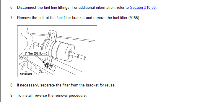 Where Is The Fuel Filter Located In A 2002 Ford Thunderbird Thank Yourhjustanswer: 2004 Ford Thunderbird Fuel Filter Location At Elf-jo.com