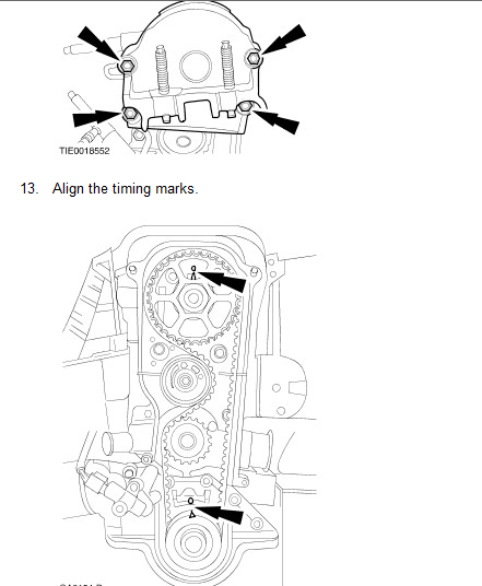 How Do I Replace The Oil Pump On A 2002 Ford Focus Sohc Split Port