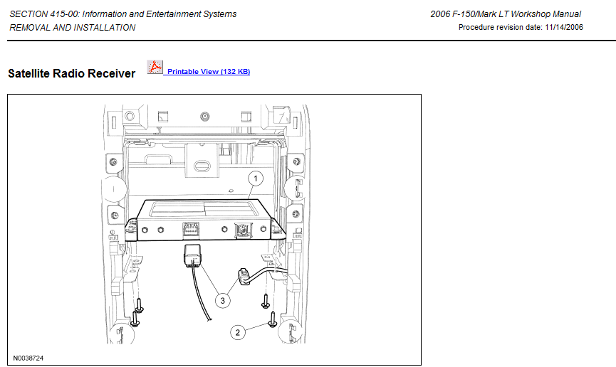 I Have A 2006 Ford F150 Where Is The Sirius Tuner Module Locatedrhjustanswer: 2007 Ford Fusion Factory Satellite Radio At Elf-jo.com