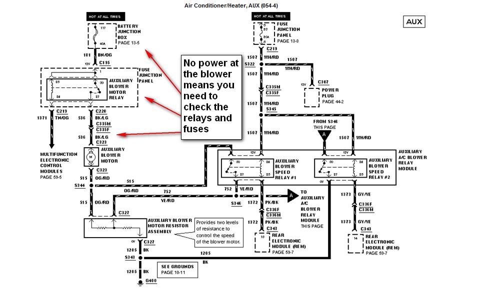 diagram 2002 ford explorer air vents  diagram  tractor