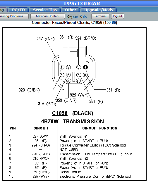 Ford Aode 4r70w Guide Calibration Building Troubleshooting Manual Guide