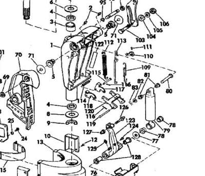 mercury 9 4 stroke outboard diagram mercury 60 hp 4 stroke