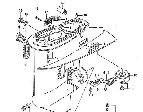 Suzuki Dt   Outboard Where Is The Thermostat