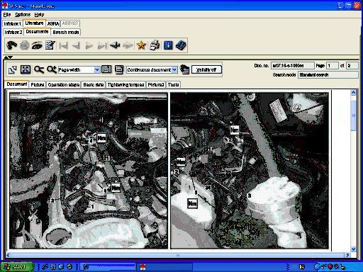 Need to locate common fuel rail on vito 120 cdi v6  How do i access