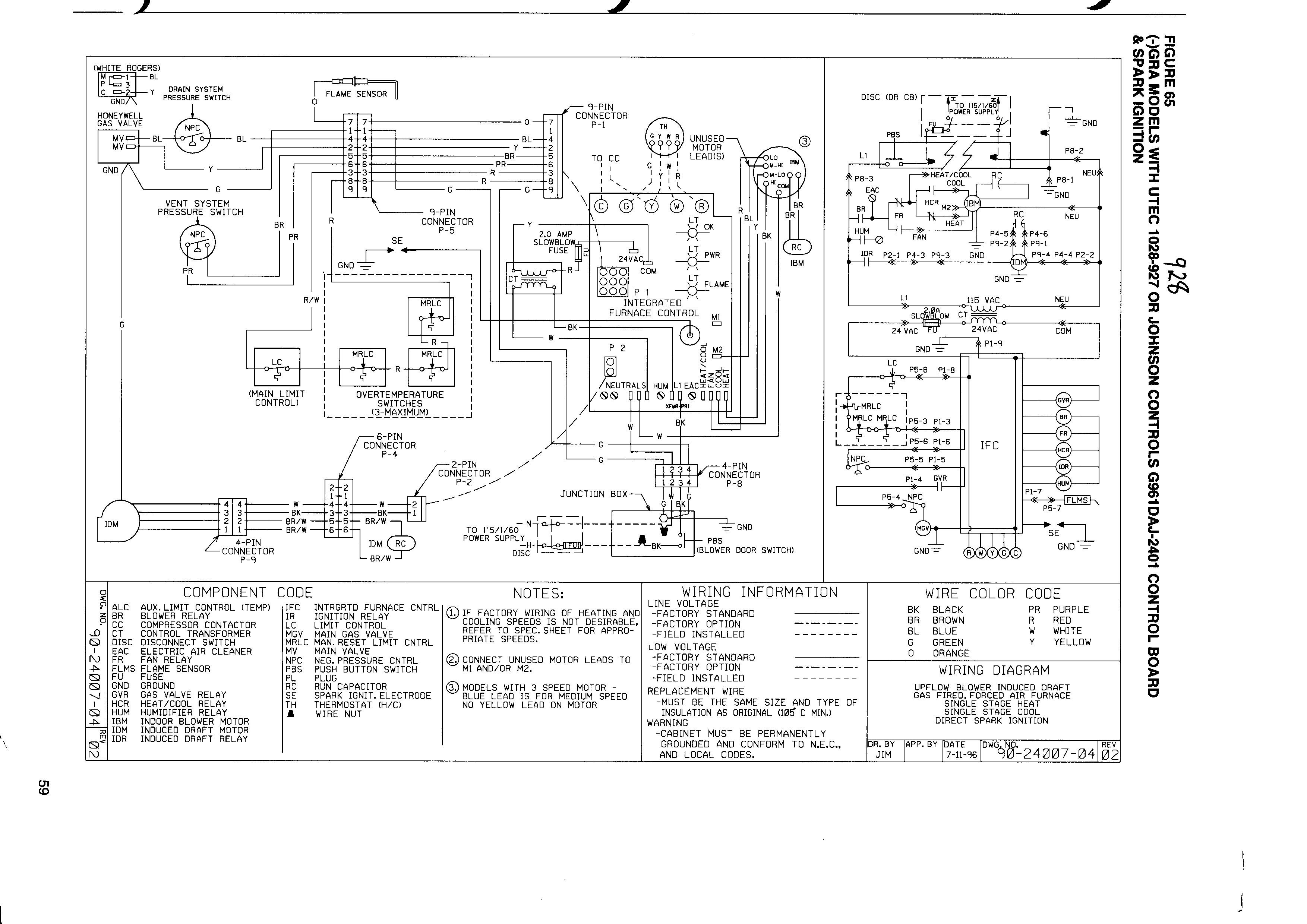 liebert mini mate wiring diagram