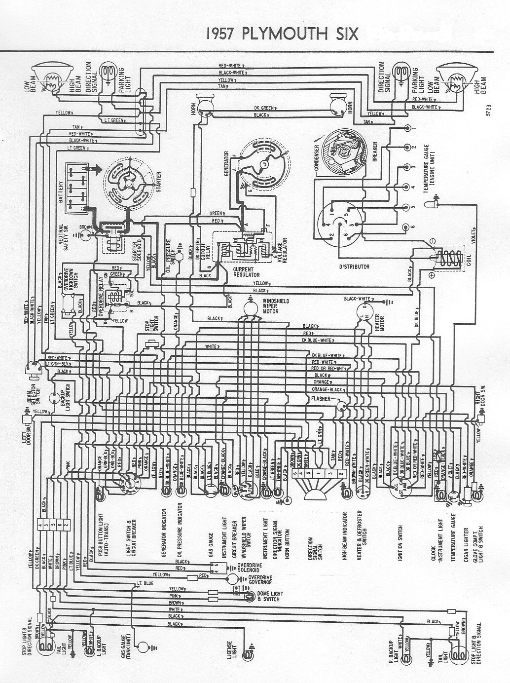 i am looking for the engine wiring diagram for a 1957 dodge truck rh justanswer com Dodge Ram Radio Wiring Diagram 95 Dodge Truck Wiring Diagram