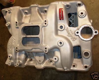 Please give your opinion of the Edelbrock P4B INTAKE