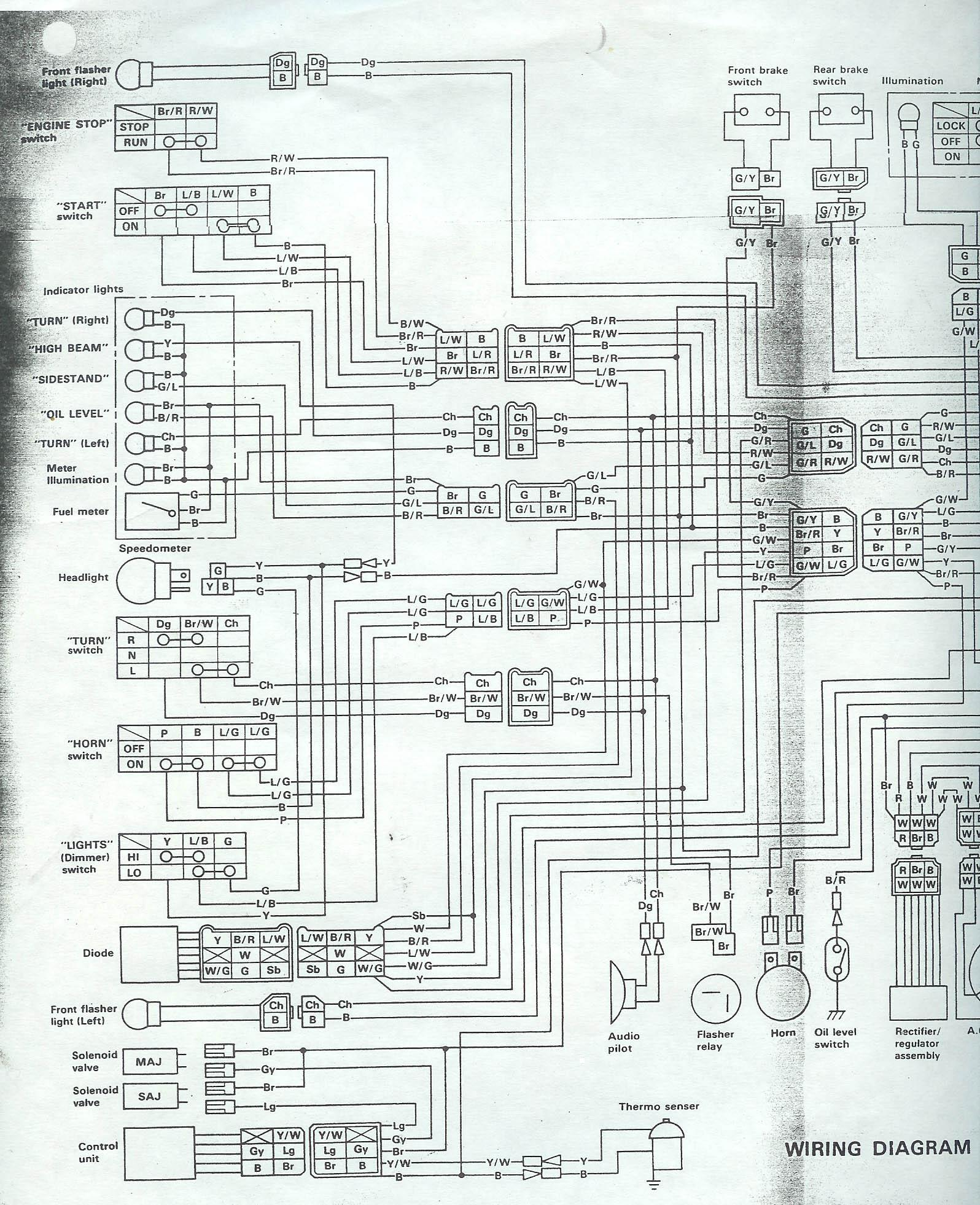 yamaha riva 125 wiring schematic 1984 yamaha riva 180z i have reasearched the carb and was  1984 yamaha riva 180z i have