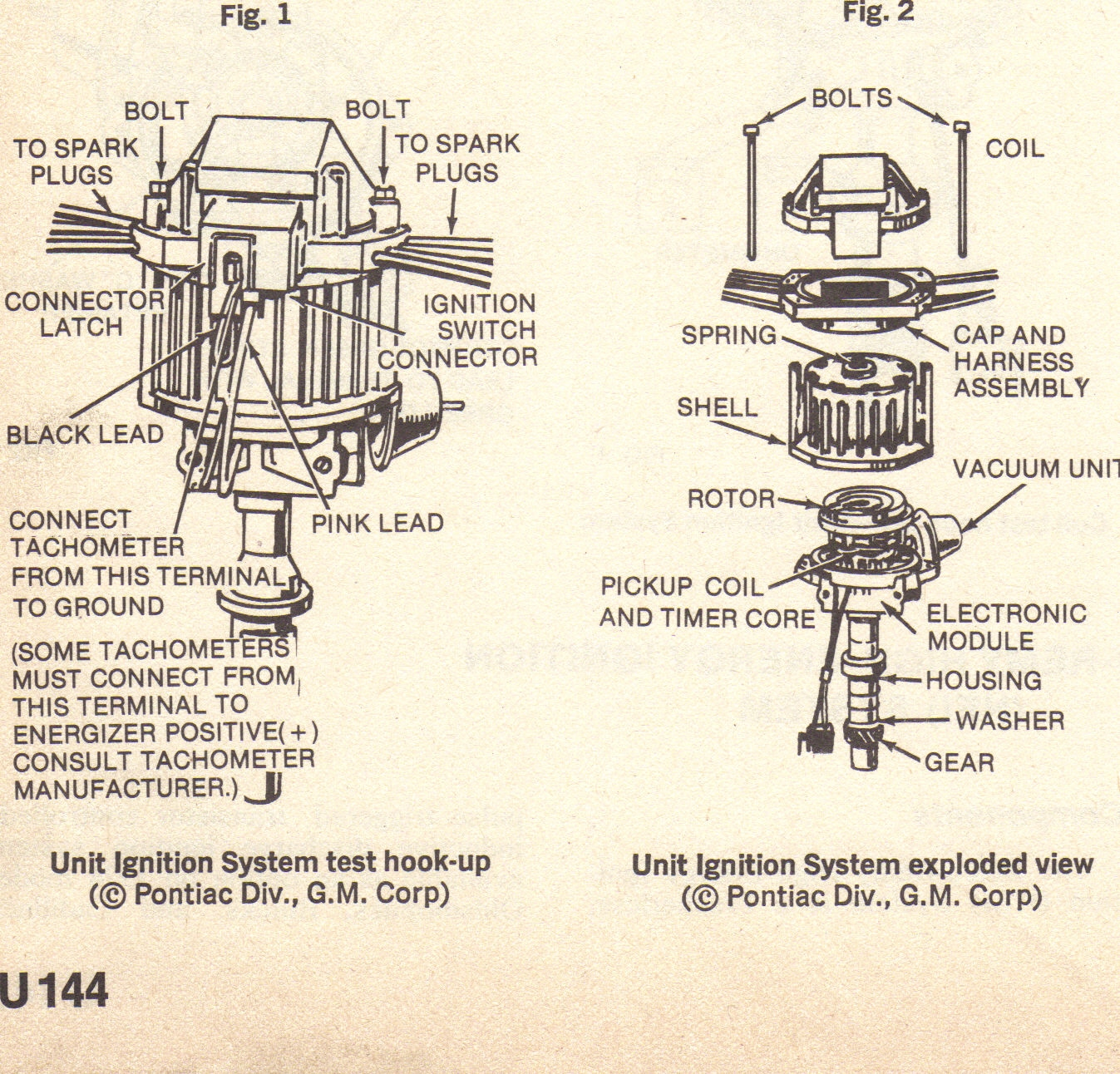 El Camino Distributor Wiring Electrical Diagrams 68 Diagram Trusted 1965 Chevelle