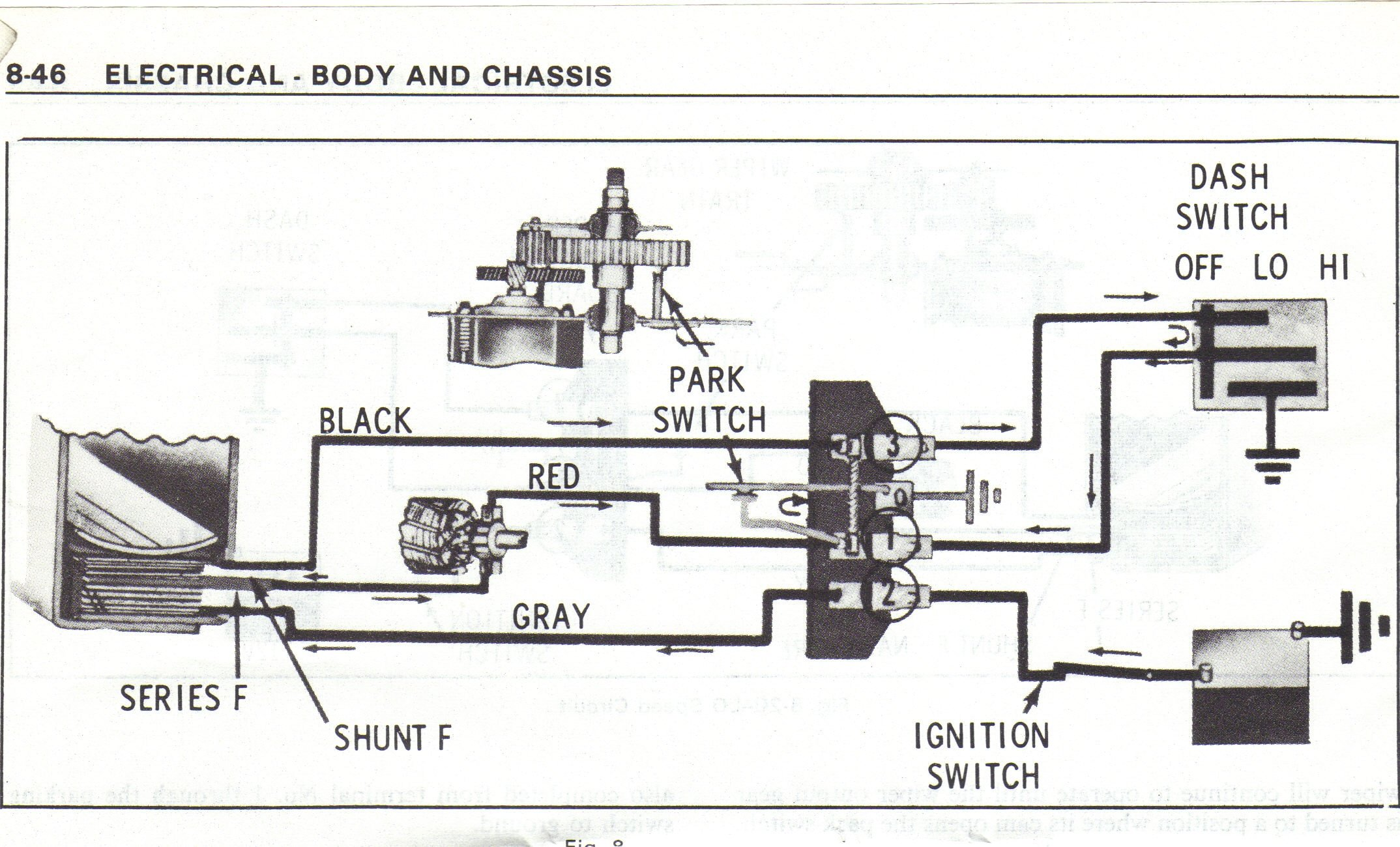 1969 chevelle wiper motor wiring diagram